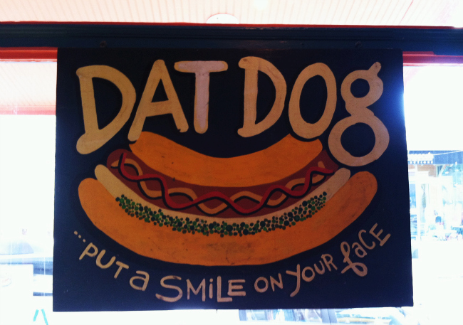 dat dog new orleans