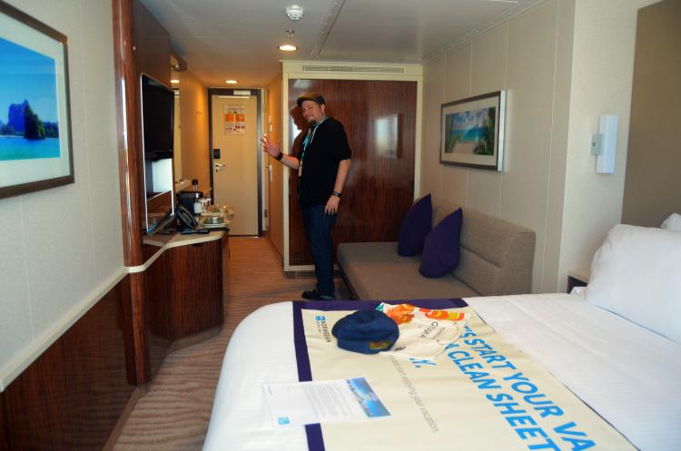 norwegian getaway mini suite