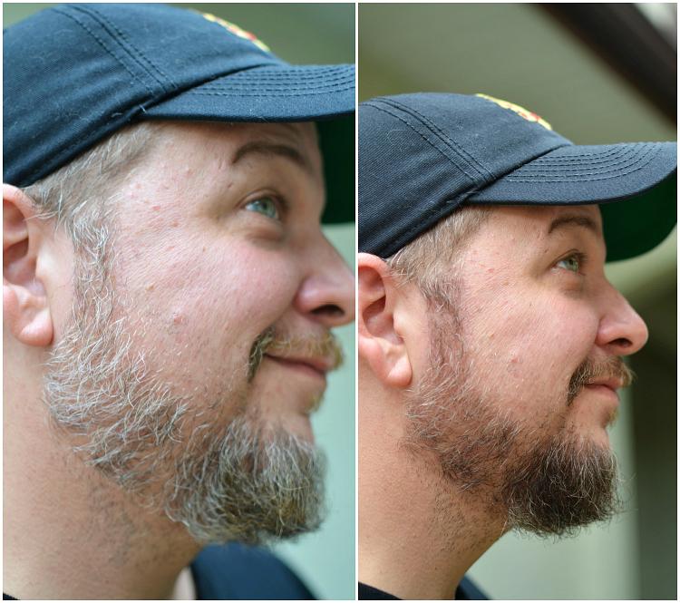 gray beard