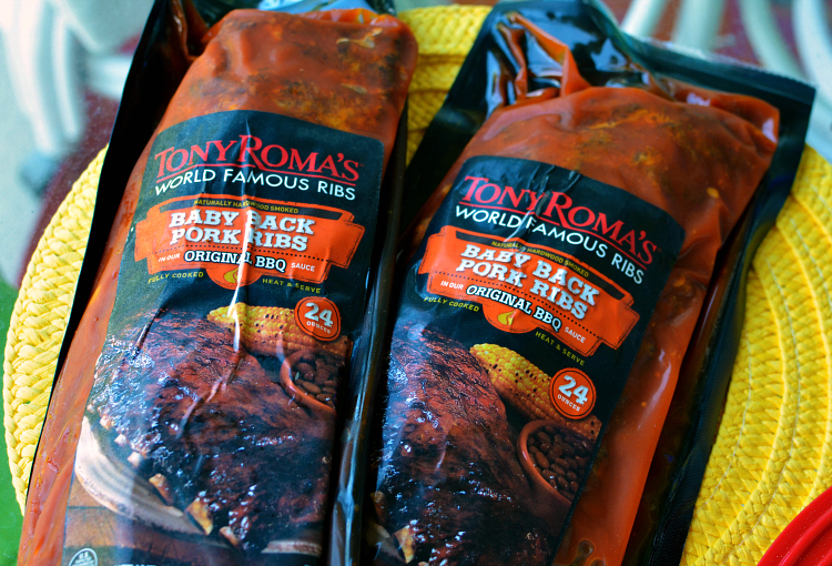 tony roma ribs at home