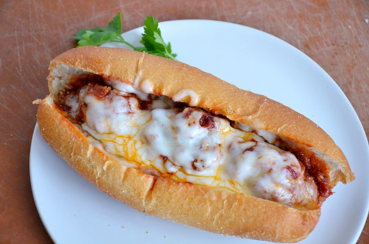 crock pot meatball subs