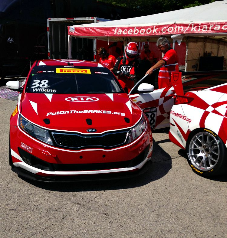 Kia Race Team