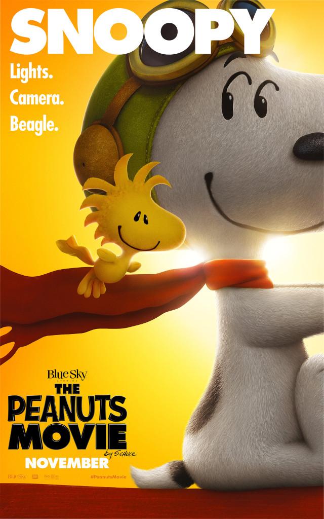 Peanuts-Snoopy