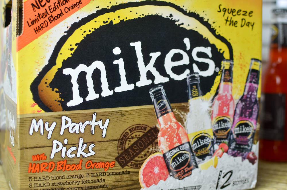 Mike's Hard Blood Orange