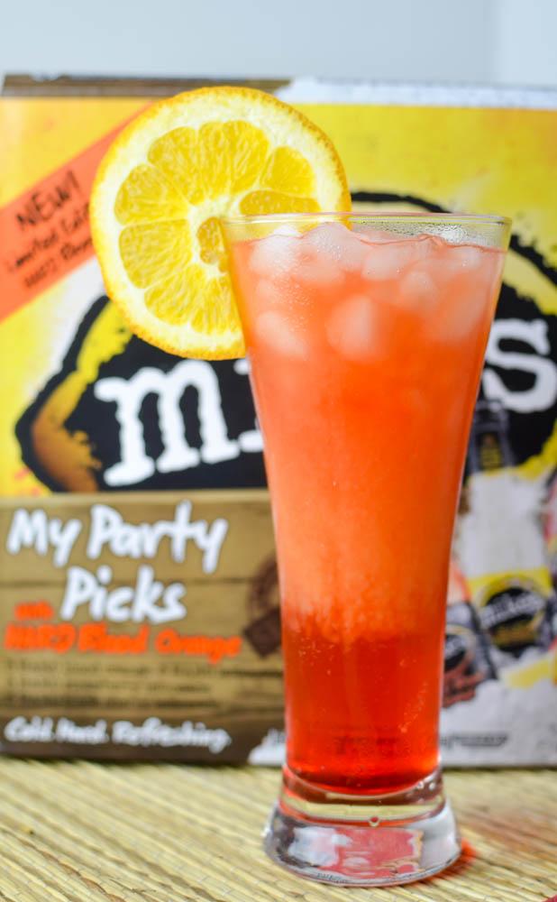 Mike's Hard Blood Orange Sunrise Recipe