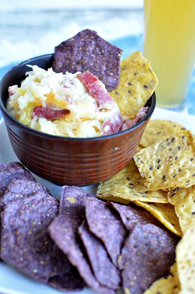 Reuben Dip Recipe