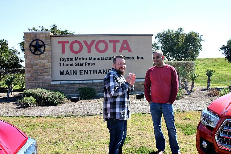 Toyota, Trucks and Texas