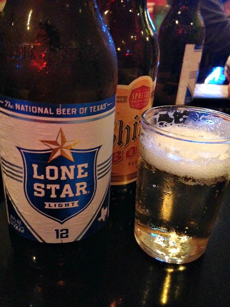 Texas beers in San Antonio
