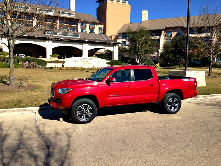 JW Marriot in San Antonio