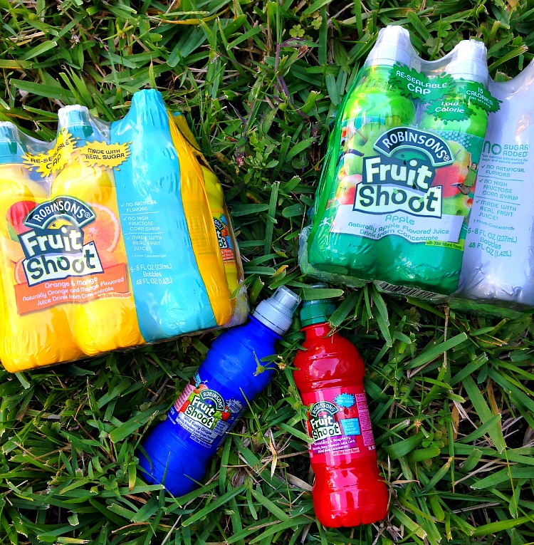 Fuel your family adventure with Fruit Shoot