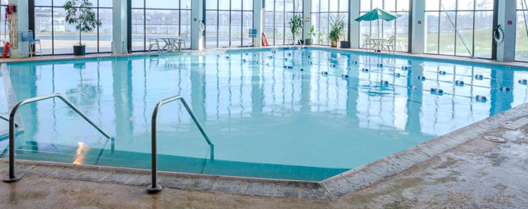 Radisson Hotel Niagara Falls Grand Island Indoor Pool