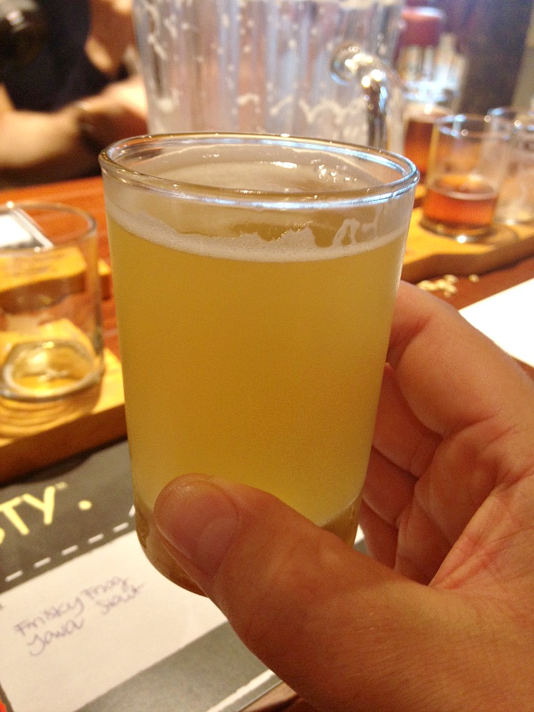 ThirstyFrog Caribbean Wheat Beer