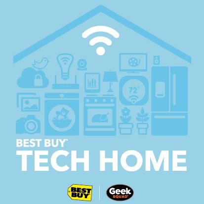 Best Buy Tech Home in the Mall of America