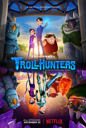 Trollhunters: Season 1 on Netflix