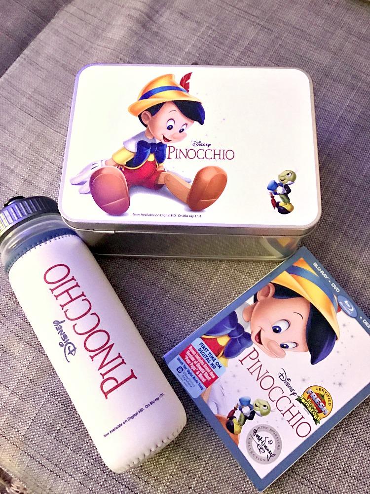 Pinocchio on Blu-ray and Digital HD & Disney Movies Anywhere.