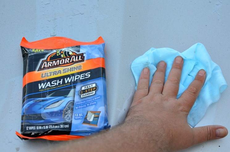 Armor All Ultra Shine Wash Wipes