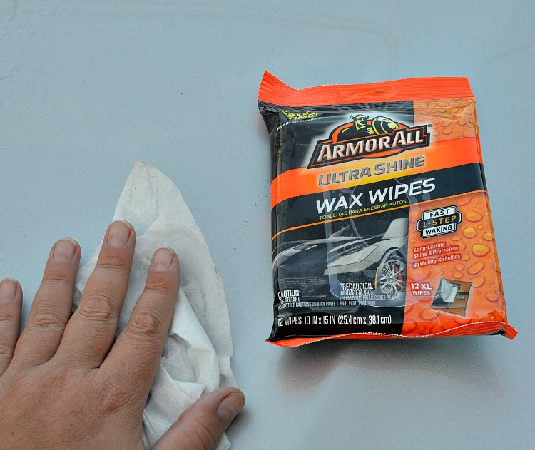 Armor All Ultra Shine Wax Wipes