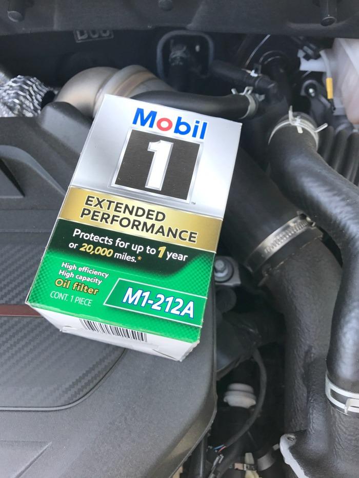 ExxonMobil's Mobil 1™ Extended Performance