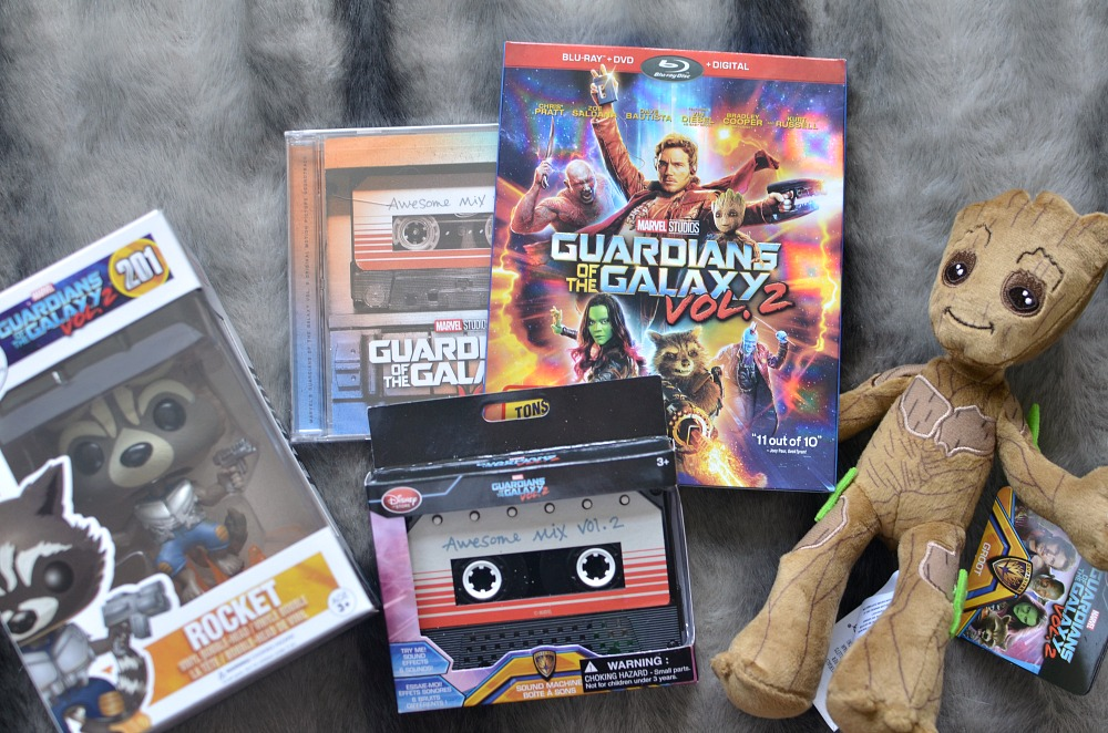 Rick On The Rocks Playlist and Guardians of the Galaxy Vol. 2 Giveaway