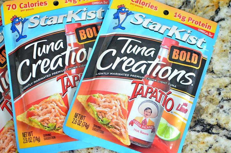 StarKist Tuna Creations BOLD Tapatío