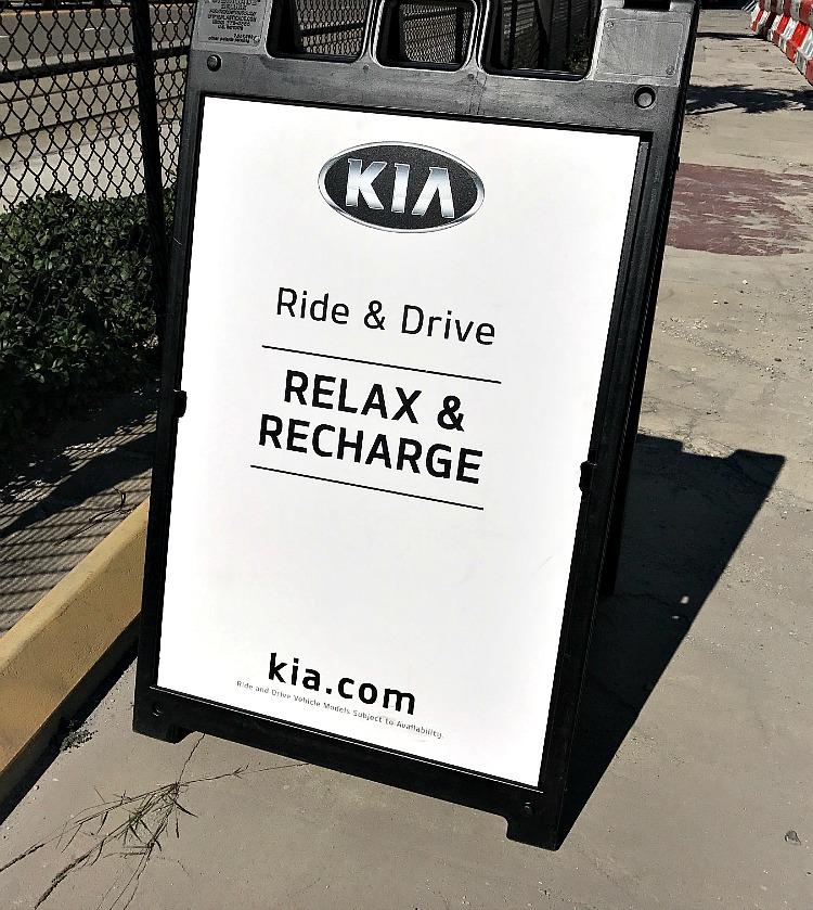 Kia Ride and Drive