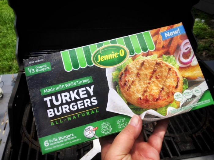 JENNIE-O® Turkey Burgers