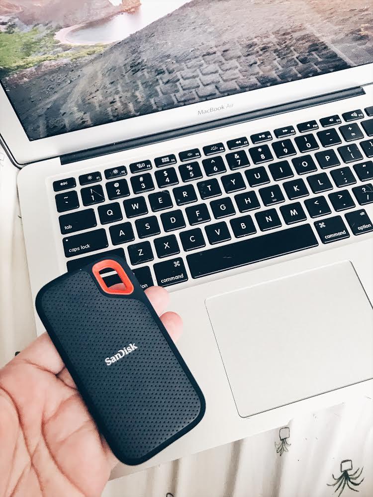 SanDisk External USB