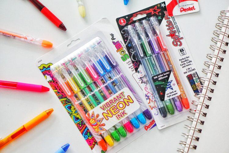 Pentel Pop pens