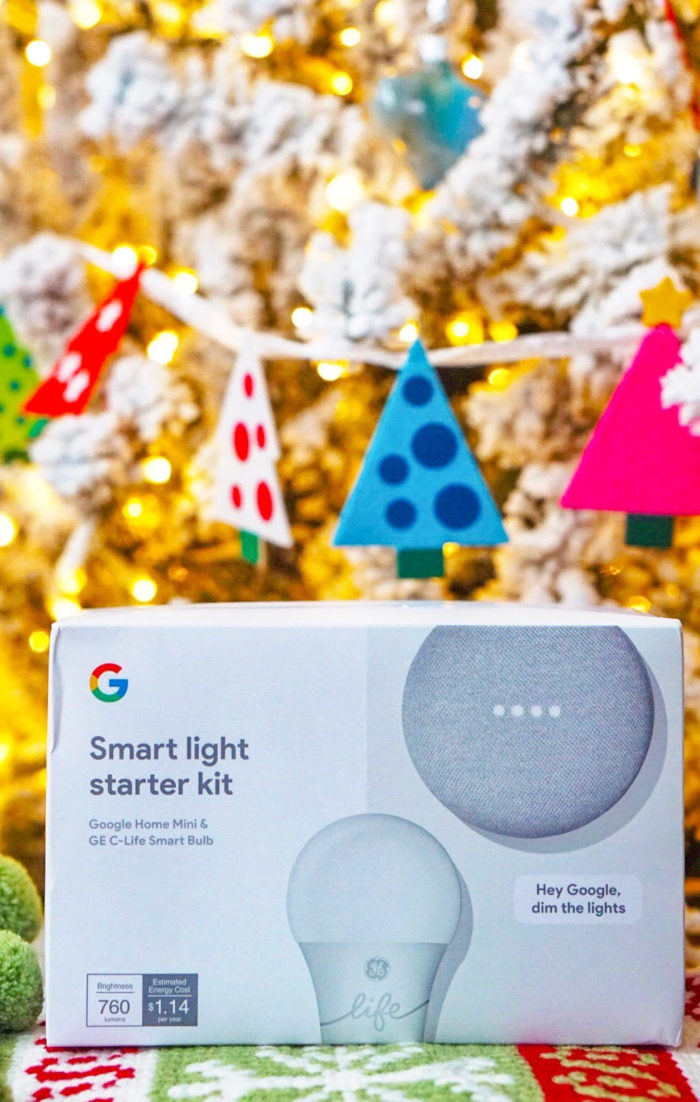 Google Smart Light Starter Kit with Google Assistant