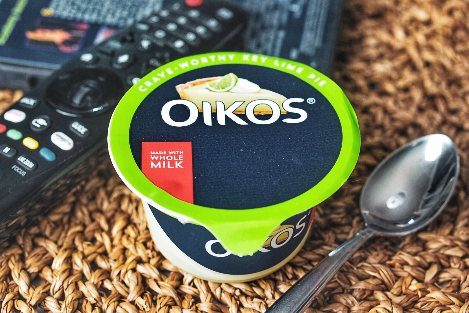Oikos Whole Milk Greek Yogurt