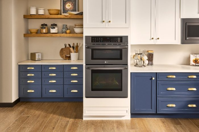 LG Combination Double Wall Oven