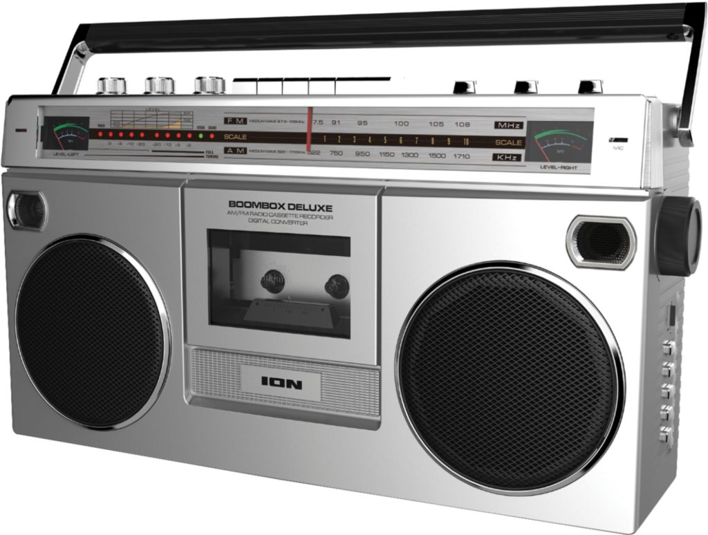 My Cassette Collection Will Live Again With The Ion Boombox Deluxe