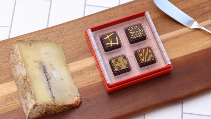Chocolate and Cheese Virtual Pairing Experience with Laura Werlin